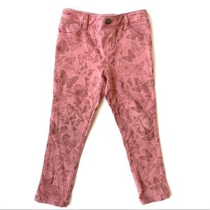 3/$25 The Children's Place Butterfly Jeans